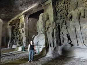 Cuevas de Elefanta, Mumbai