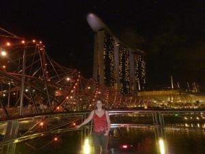 Hotel Marina Bay, Singapur