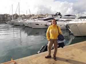 Puerto de La Valletta, Malta