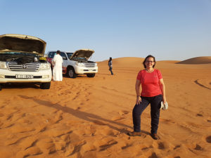 Reserva de Conservación del Desierto, Emiratos Árabes