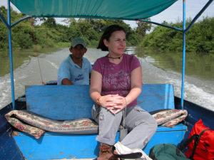 Rio Pasión, Guatemala