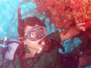 Submarinismo en Tabarca
