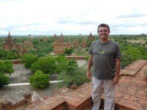 Valle de Bagan, Birmania